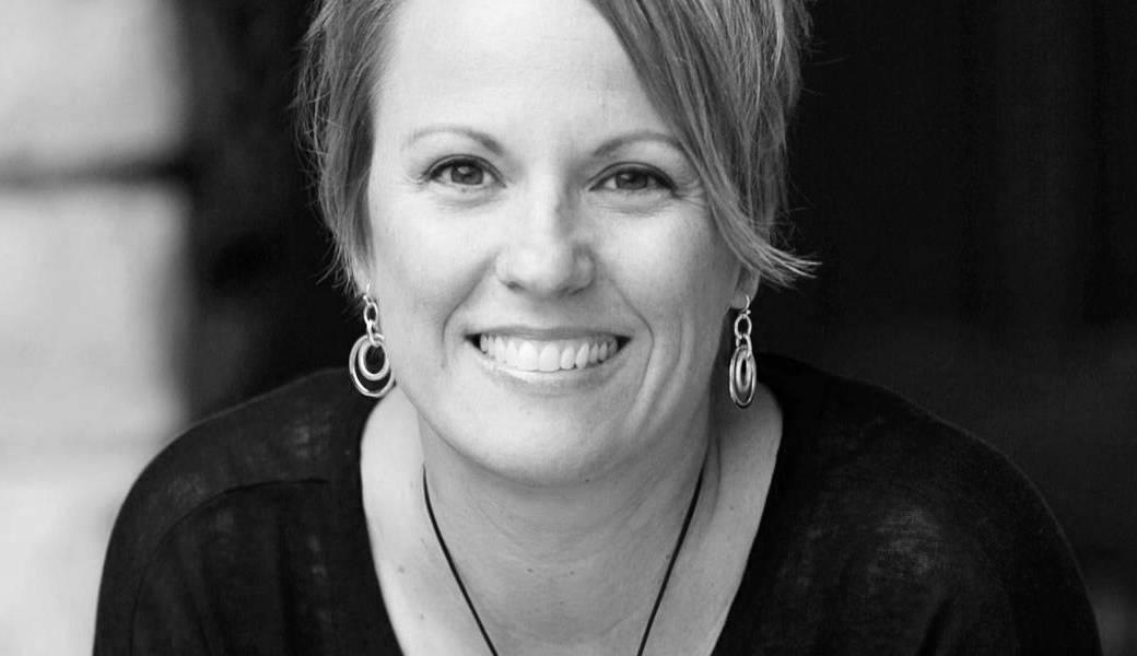 """Suzanne Venker, autora de """"O outro lado do feminismo""""."""