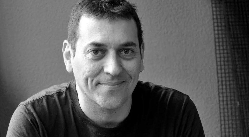 Héctor Lozano, criador da série Merlí